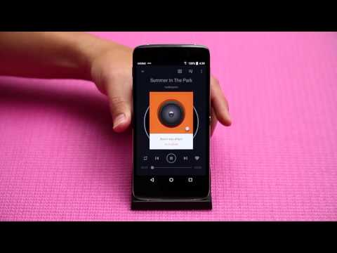 Alcatel IDOL 4 – Boom Key OneTouch Music Overview  Cricket Wireless
