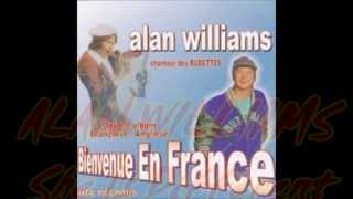 Alan Williams - She Is Different
