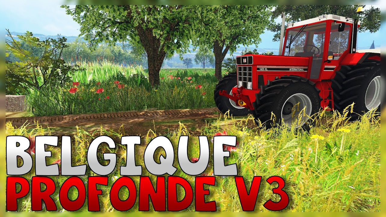 belgique profonde v3 farming simulator 15 arsenic frabel modding youtube. Black Bedroom Furniture Sets. Home Design Ideas