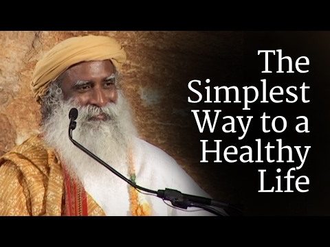 The Simplest Way to a Healthy Life |...