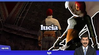 FINE GAME GIRLS PRESENTS - LUCIA FROM DEVIL MAY CRY 2