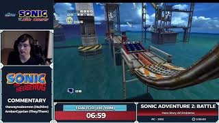 Sonic Adventure 2: Battle by dtraitor1 in 2:30:38 - Sonic and the Side Quests