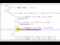 Web design Bangla tutorial- Html table - Creative IT live class 01