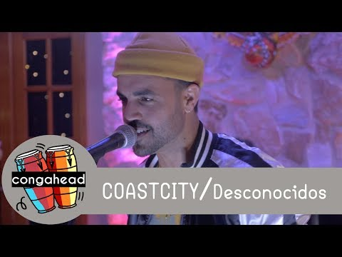 COASTCITY performs Desconocidos
