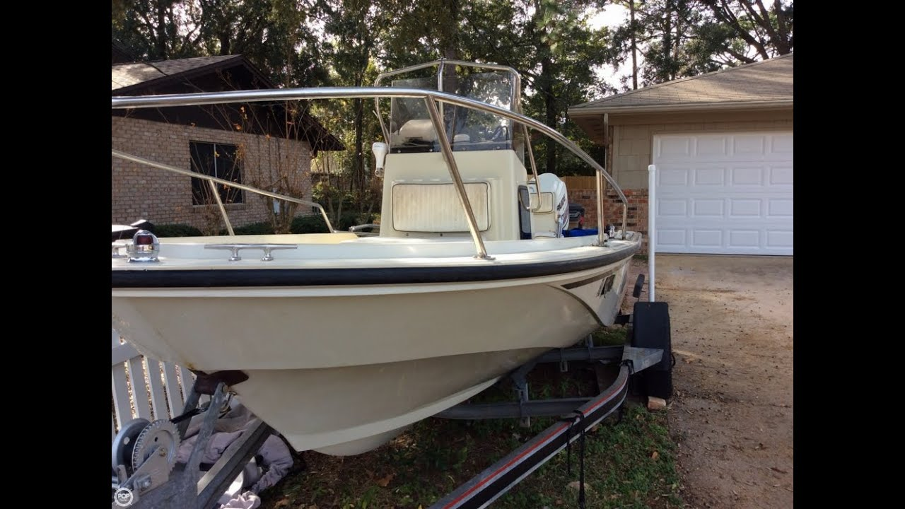 [UNAVAILABLE] Used 1991 Boston Whaler 17 Outrage in Pensacola, Florida