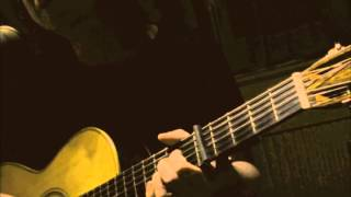 My Home Made guitar plays: Disorder by Palace music (Will Oldham).