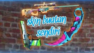 Cara Buat Skin Senjata Ternyata Mudah Banget !! °  ° SPECIAL FORCES GROUP 2 screenshot 3