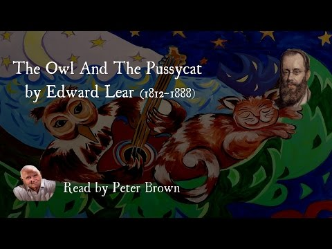 The Owl And The Pussycat By Edward Lear | Poetry Reading | #