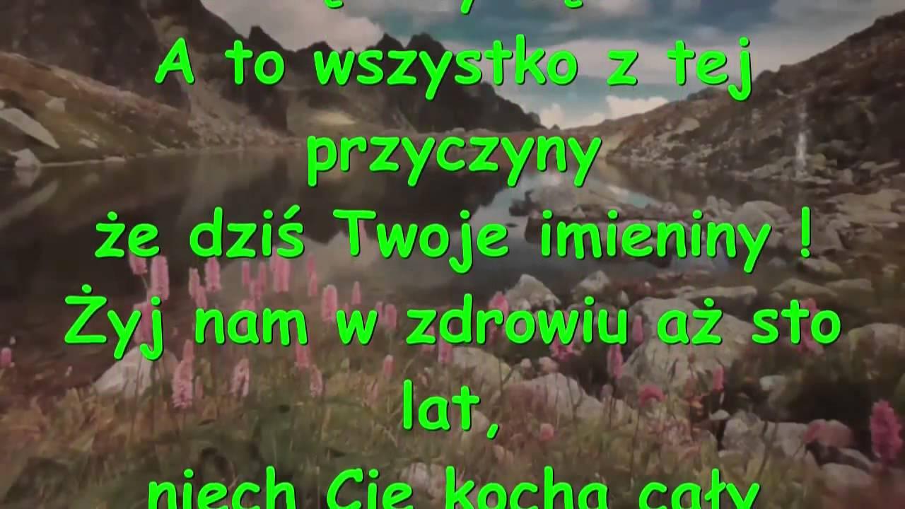 życzenia Na Urodziny Lub Imieniny 3 By Krzysztof Jaracz