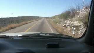 Curvas de Rodeo Durango
