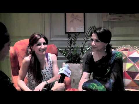 Sharmila Tagore & Soha Ali Khan Exclusive Interview!