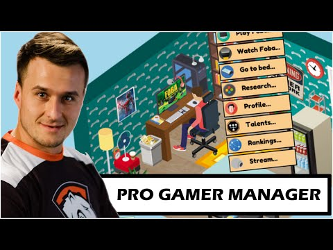 Pro Gamer Manager   Career Mode - The Real Game (Lets Play Pro Gamer Career Mode / Gameplay ep 3)