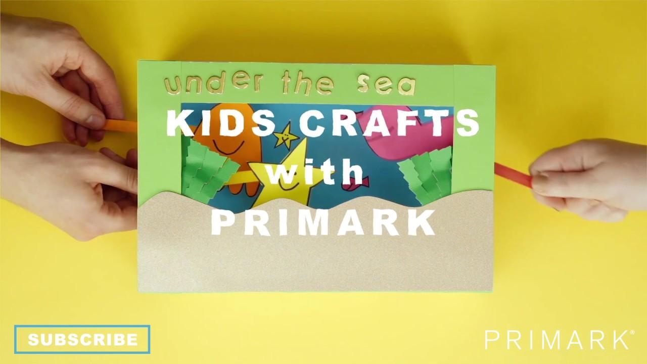 PRIMARK | How To | Puppet Aquarium