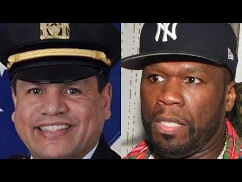 BREAKING: NYPD Officer CAUGHT Trying To Put a HIT On 50 Cent?!?!