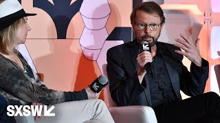 Creator Credits: Providing the Missing Links with Björn Ulvaeus of ABBA | SXSW 2019