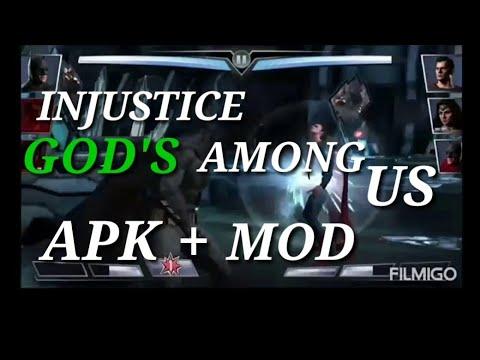 God Among Us Mod Apk