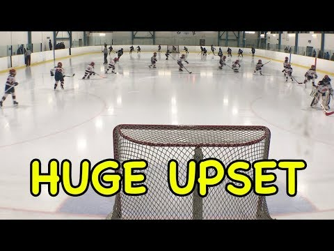 Kids HocKey Huge Upset Buffalo Regals take on Niagara North