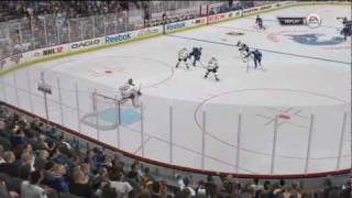 NHL 12 Gameplay [HD] Xbox 360