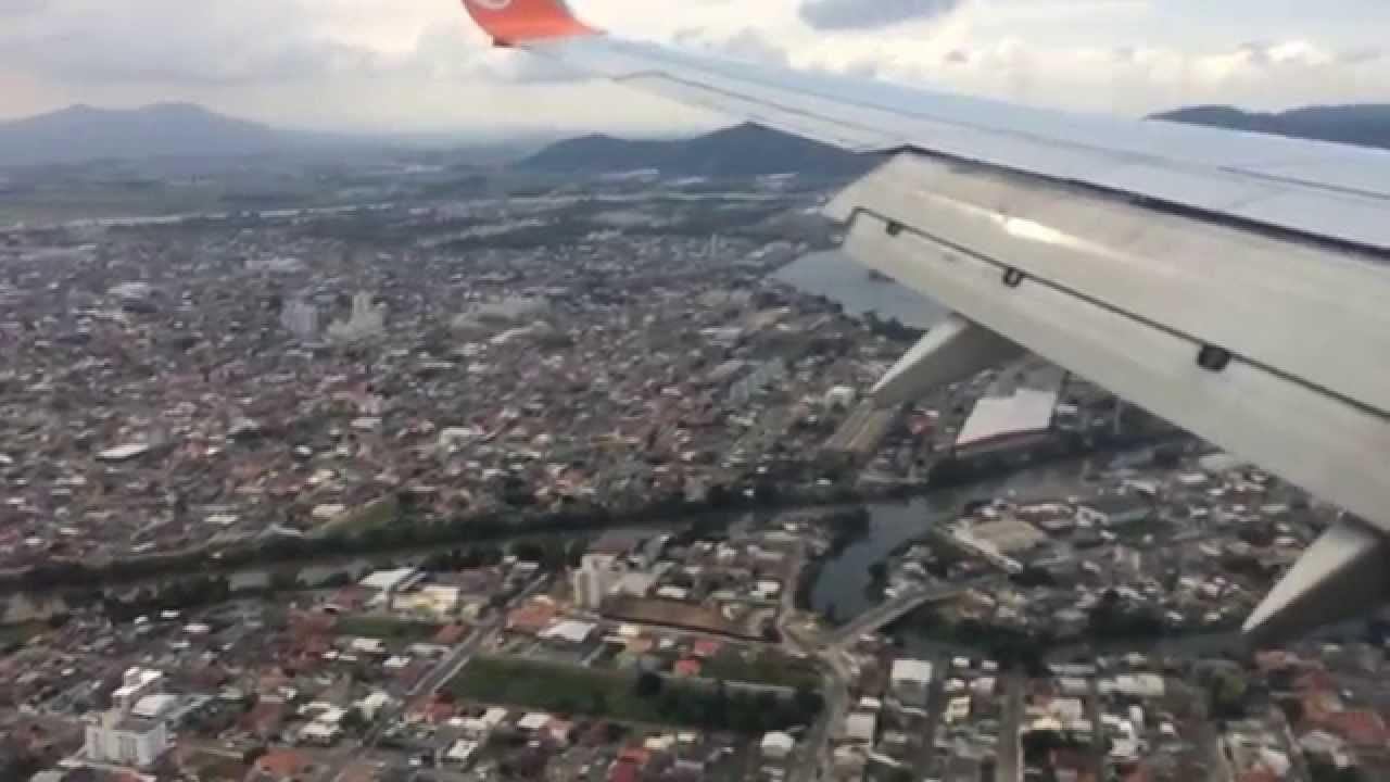 Aeroporto Navegantes Santa Catarina : Pousando no aeroporto de navegantes santa catarina
