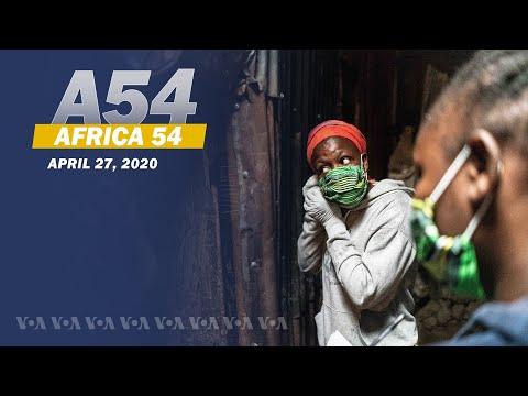 Africa 54 – April 27, 2020