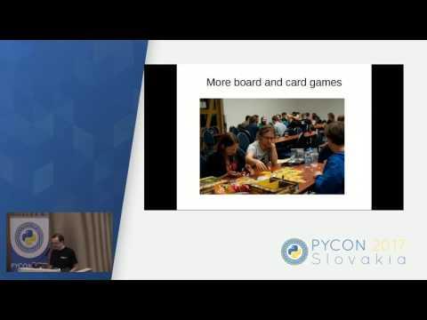 Image from Lightning talks: PyCon PL