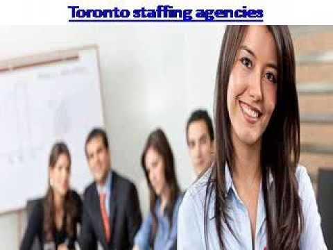 Employment agency Canada