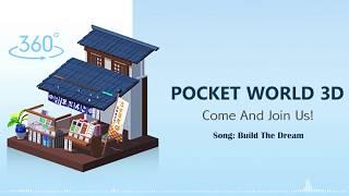 Pocket World 3D music