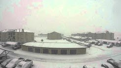 Snow in Midland 12-27-15