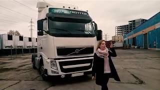 Видео обзор седельный тягач Volvo fh TRUCK 4x2