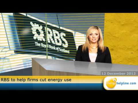 RBS to help firms cut energy use