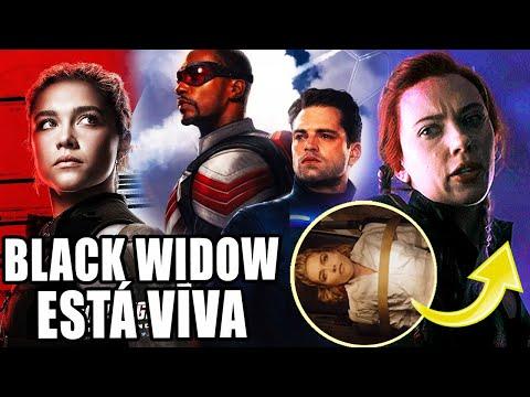 ¿SPOILER? Una nueva pista en el trailer de Black Widow deja a Natasha viva después de Endgame