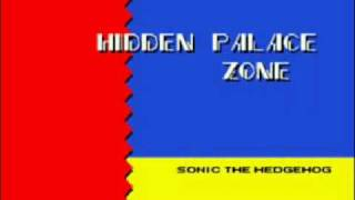 Sonic 2 Music: Hidden Palace Zone [extended]
