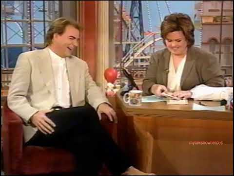 BILL ENGVALL has FUN with ROSIE