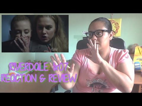 """Riverdale 1x07 REACTION & REVIEW """"Chapter Seven: In a Lonely Place"""" S01E07 