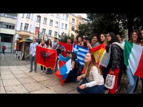 ''RevolutiON'' of my life in Sarajevo