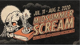 Midsummer Scream 2020 Announcement!!