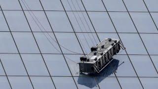 Nueva York: Dramático rescate en el One WTC
