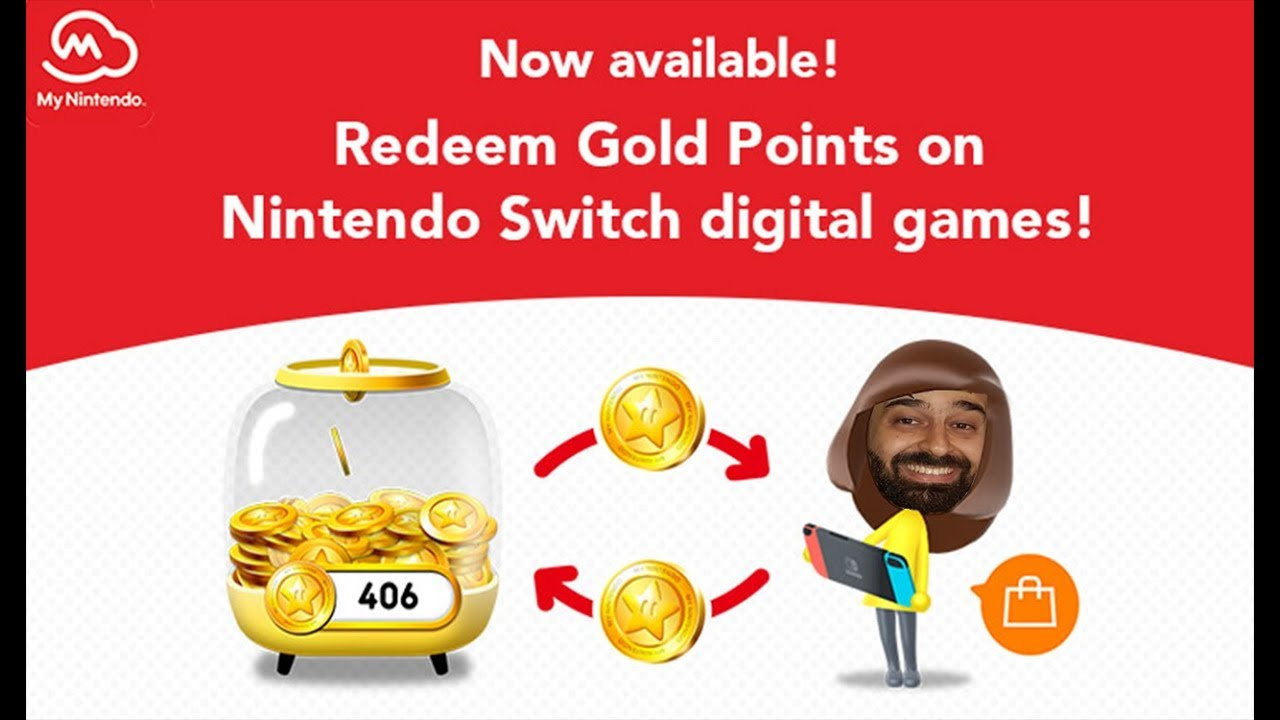 how to get nintendo points for switch