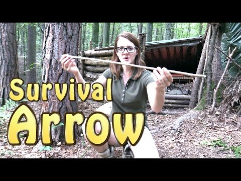 Building A Survival Arrow