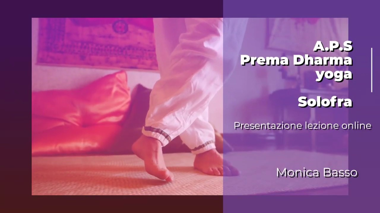 Prema Dharma Yoga - Lezioni Online