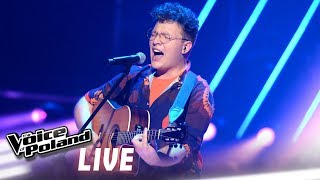 "Jakub Dąbrowski  - ""The Blower's Daughter"" - Live - The Voice of Poland 10"
