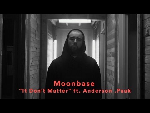 """Moonbase - """"It Don't Matter"""" (feat. Anderson .Paak)(Official Music Video)"""