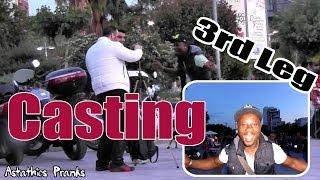 Astathios: Ασταθές Casting - Benedict - 3rd leg (ft. Vibrator Productions)