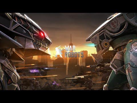 Epica Batalla en War Robots