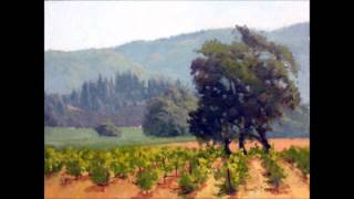 Armand Cabrera Fine Art - Mixing Greens - Demonstration & Instruction