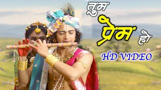 Tum Prem Ho Tum Preet Ho Video Song | Radha Krishna Serial Song