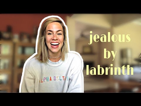 Jealous - Labrinth (cover By Haley Anna)