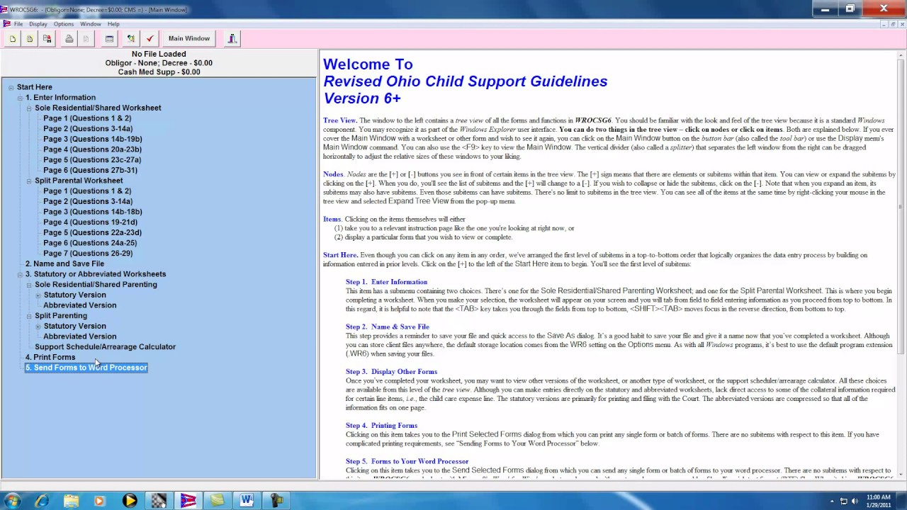 Worksheets Ohio Child Support Worksheet ohio child support guidelines worksheet delibertad delibertad