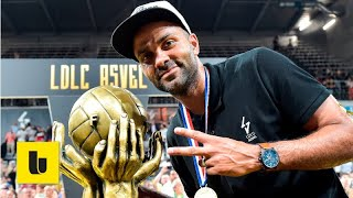 Tony Parker is done with the NBA, but he's far from done with basketball | The Undefeated