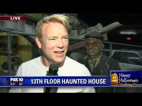 Cory's Corner: 13th Floor Haunted House